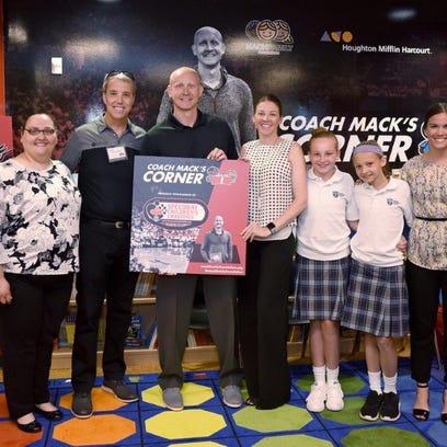 The Mack Family Foundation introduced a new Coach Mack's