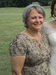 Kathy Vinton, a participant in the diabetes prevention