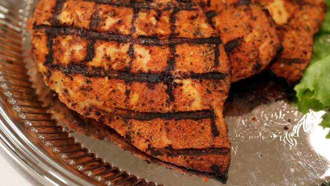 The Wisconsin Beer Brined Chicken Breast recipe submitted by Seth VanderLaan of Waukesha was a finalist in the USA TODAY NETWORK-Wisconsin BBQ Chicken Recipe Contest Wednesday.