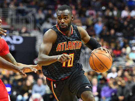 Tim Hardaway Jr. averaged a career-high 14.5 points a game last season.