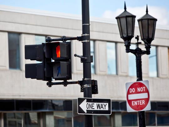 A $260,000 MDOT project will change Water Street between Fourth and Military Streets from one-way westbound to one-way eastbound, and allow left turns from southbound Military onto Water Street.