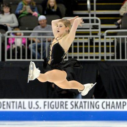 Gracie Gold's meltdown caps lackluster season