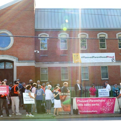 Mount Auburn's Planned Parenthood will remain open through May.