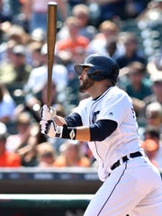 Tigers' J.D. Martinez