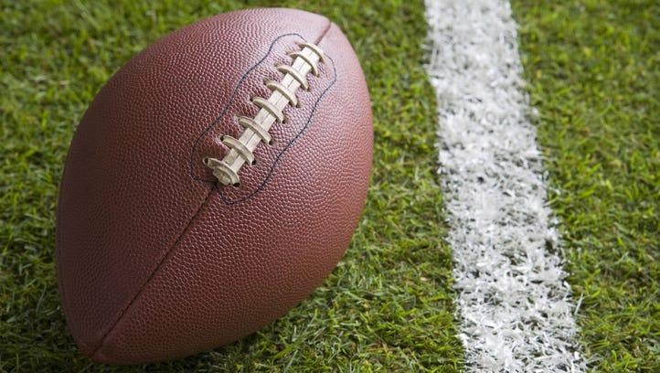 High school football scoreboard: Week 8