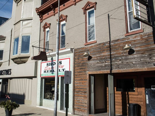 The former Knuckleheads Bar, 1039 E. Main St. in Richmond, is the location of a proposed women's homeless shelter. The project is being held up by a lawsuit in the Wayne County court system.