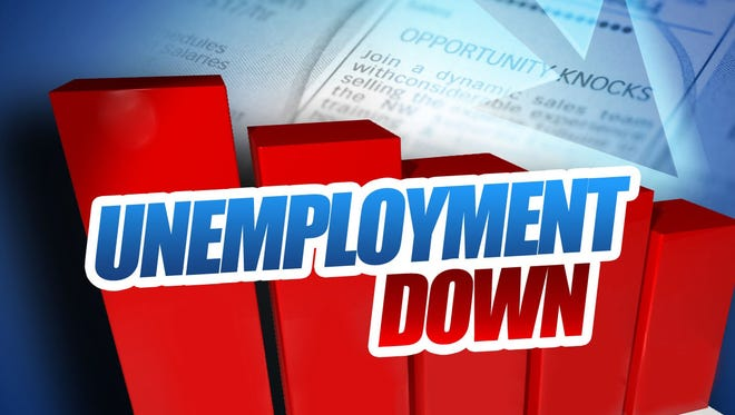 Unemployment rate down in Wichita Falls MSA