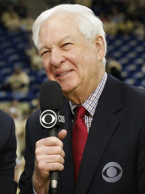 Bill Raftery will provide analysis on CBS' announcing crew this week in Louisville.