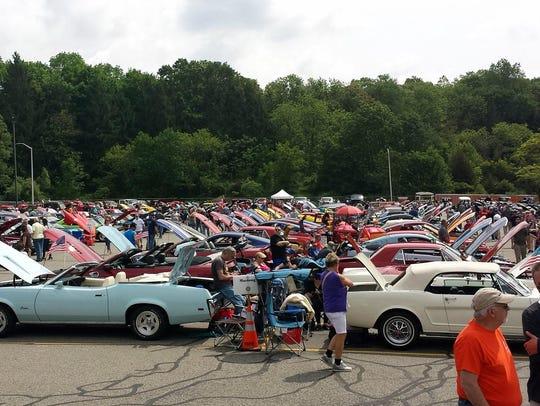 Memorial Motor Madness.