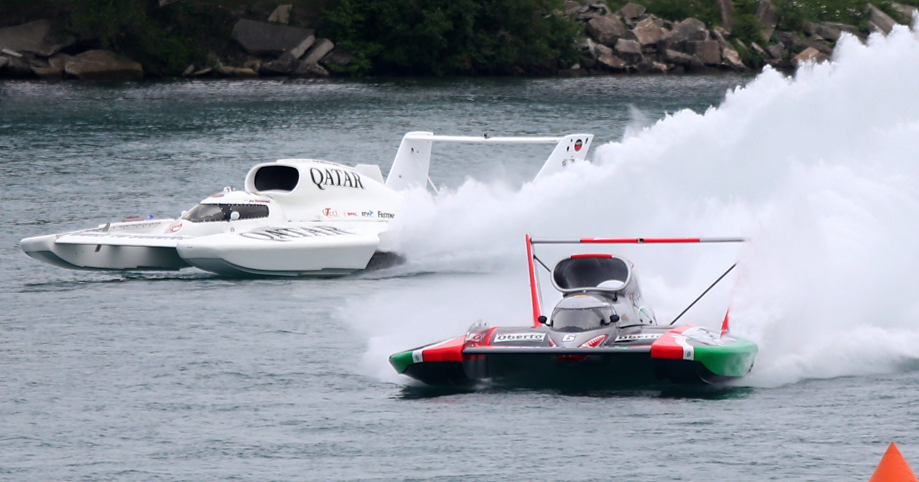 Gold Cup hydroplane races canceled next year on Detroit River