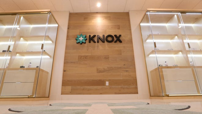 Knox Medical opened its third cannabis dispensary in the state, on Thomasville Road in Tallahassee on Thursday, July 27, 2017.