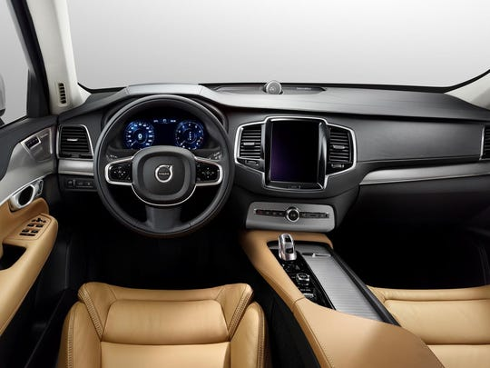 2016 Volvo Xc90 T8 Inscription Plug In Hybrid Suv