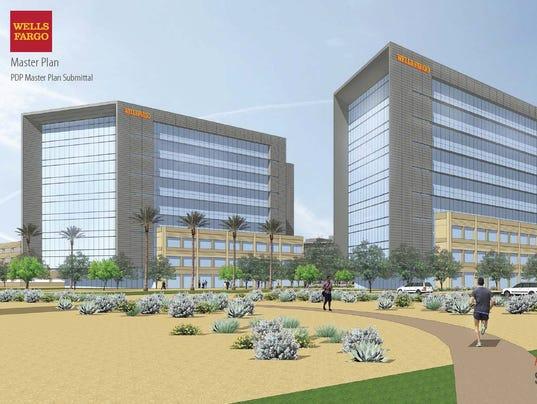 Wells Fargo Center expansion