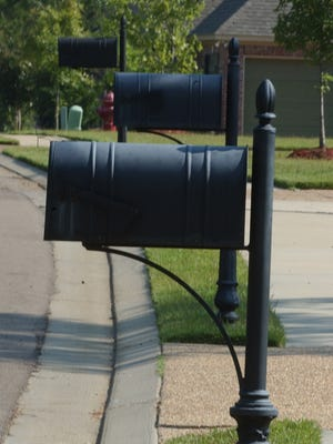 Direct mail remains a popular tool for political candidates.