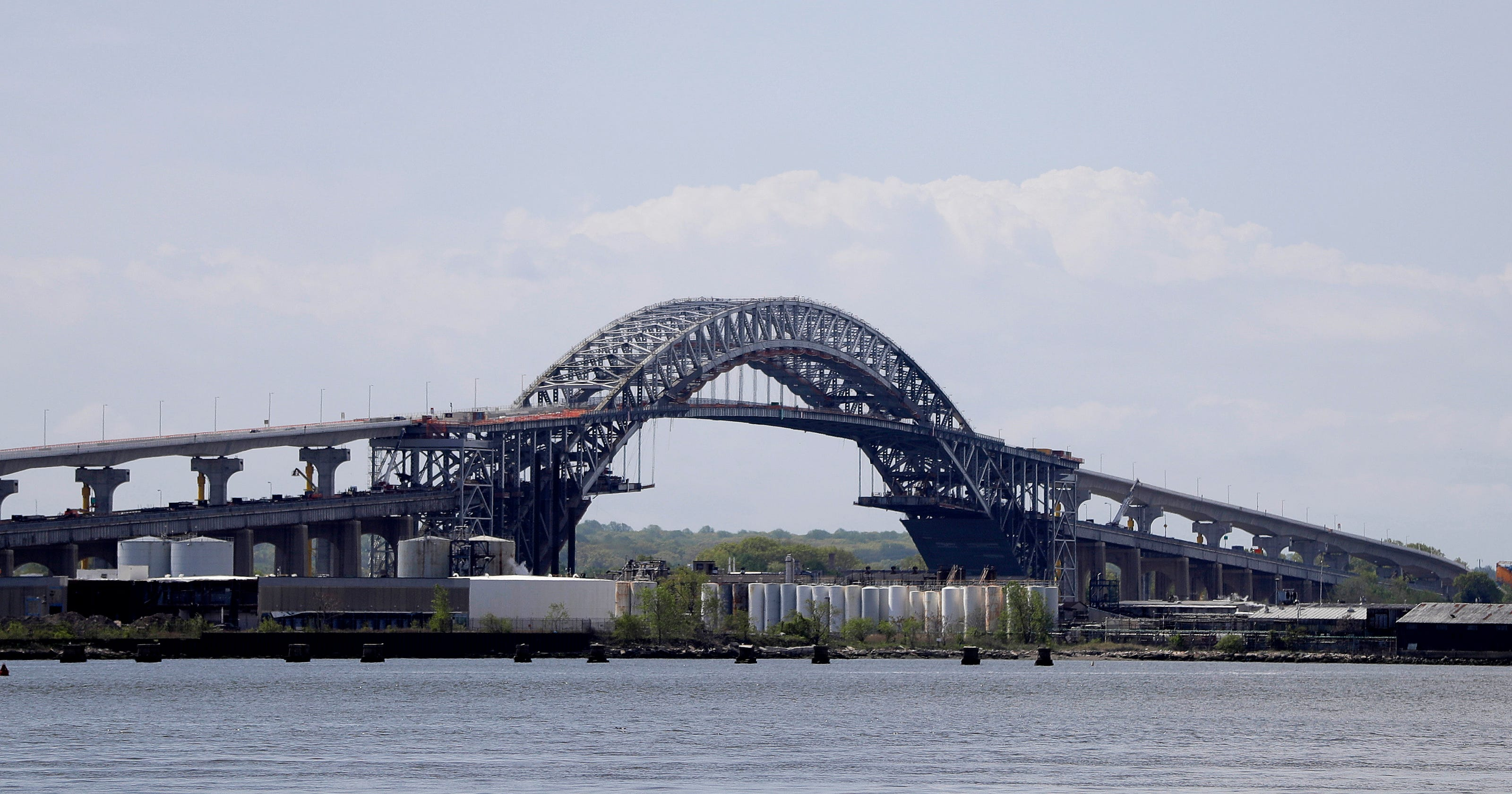 Cars Com Nj >> Bayonne Bridge project $350 million over budget