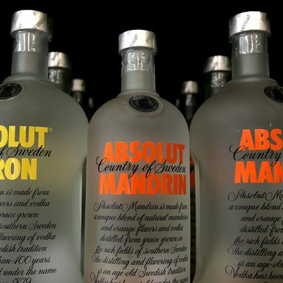 A cease and desist from Absolut Vodka led to a Fort