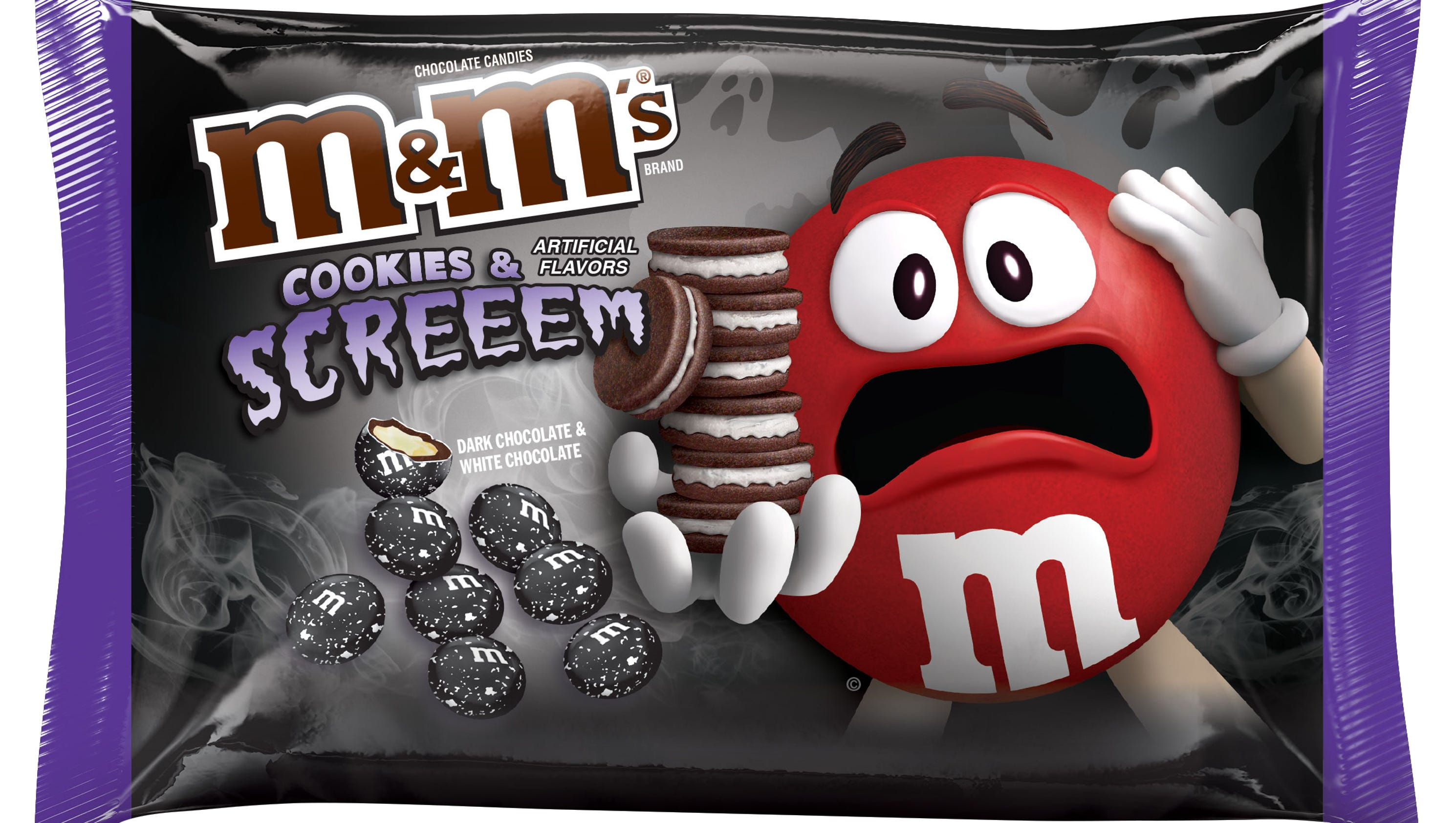 Dark Chocolate M And Ms Ingredients