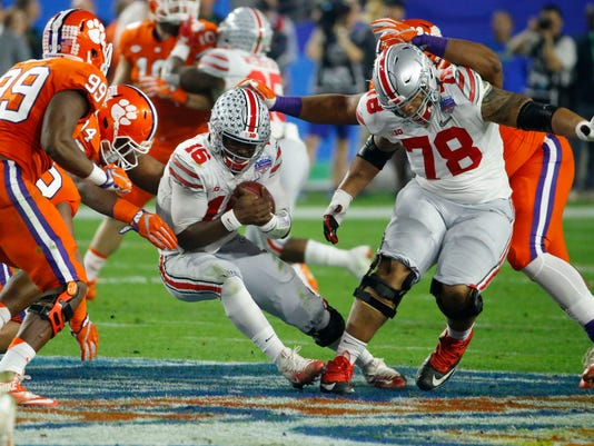 College Football Playoff Semifinal 2016 Fiesta Bowl