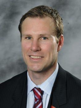 Iowa State basketball coach, Fred Hoiberg.