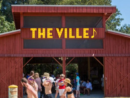 "Bonnaroo has announced ""The Ville,"" an ambitious on-site"