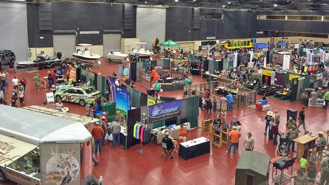 Big Frank's STX Hunting & Fishing Expo is April 7-9 in Robstown.