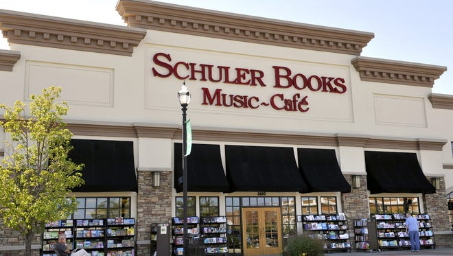 Schuler Books & Music at Eastwood Towne Center will close in February.