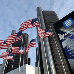 GM backs tax overhaul, but it has found a better deal