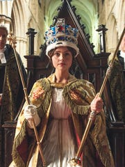 Jenna Coleman as Queen Victoria in PBS's 'Victoria