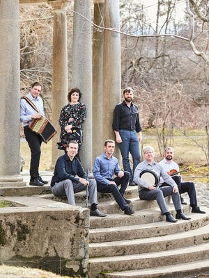 If you're looking for traditional Irish music to set the mood for St. Patrick's Day, look no further than Danú, who will perform at Kean Stage on Saturday, March 10 at 7:30 p.m.