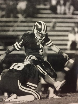 Former UL place kicker Mike Lemoine kicked a 50-yard game-winning field goal in 1989 for the Cajuns' only ever road win over USM.