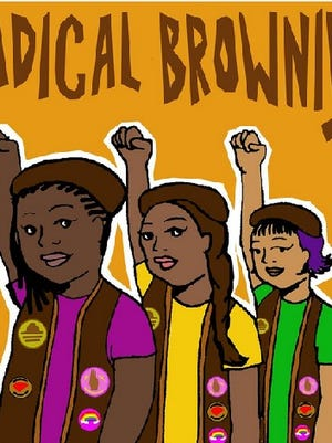 The Radical Brownies' Facebook page has received more than 10,000 likes.