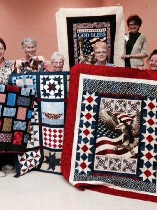 Veterans Quilts