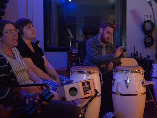 Recording studio special needs