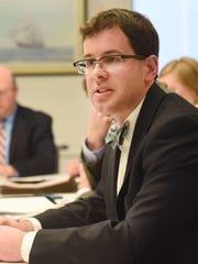 Attorney John Bursch is former Michigan solicitor general