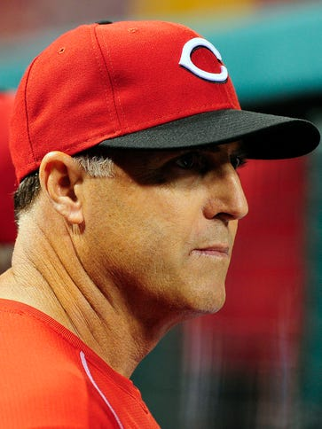 Bryan Price was upset by the reports that Devin Mesoraco