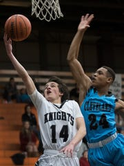 Hunter Thomas and the Oñate Knights are off to a 8-2 start this season.