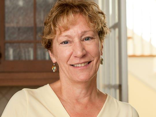 Vice Mayor Gwen Wisler.