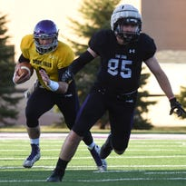 Spring football: University of Sioux Falls makes big improvements from last year
