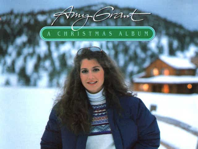 Amy Grant New Christmas Album.Amy Grant Takes A Contemplative Look At Christmas In
