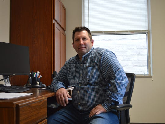 Kirk Williamson is the director of the Crawford County Emergency Management Agency.