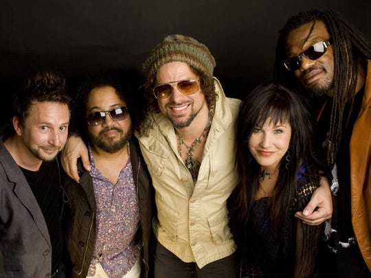 Rusted Root will perform Aug. 22 at the Indiana State