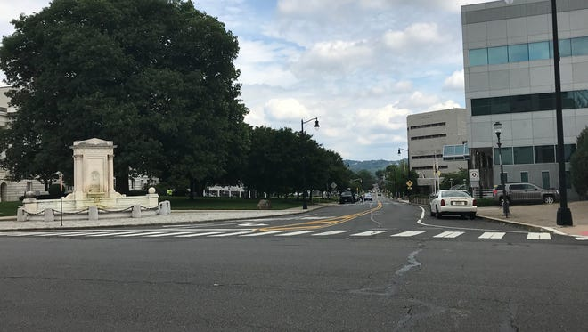 The state Department of Transportation has proposed safety improvements for a Somerville intersection where a pedestrian was killed this summer.