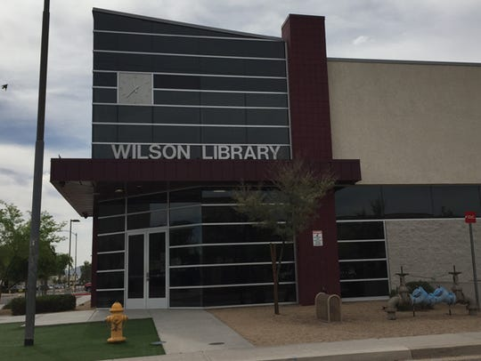 Wilson Elementary, located near Sky Harbor International Airport, experienced one of the largest tax-rate shifts because of GPLETsin metro Phoenix.