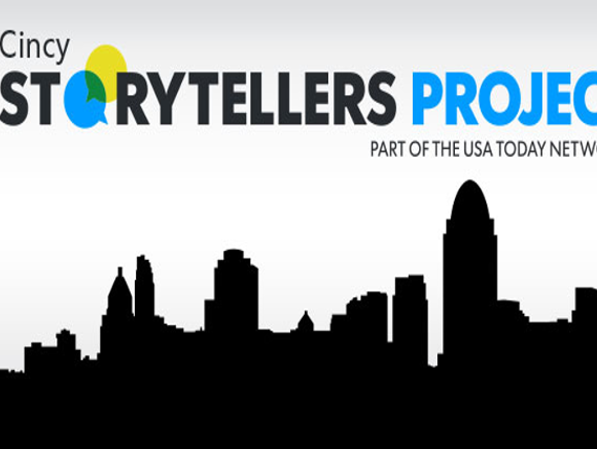 Join us for an evening of live storytelling  #CincyStorytellers on June 8th
