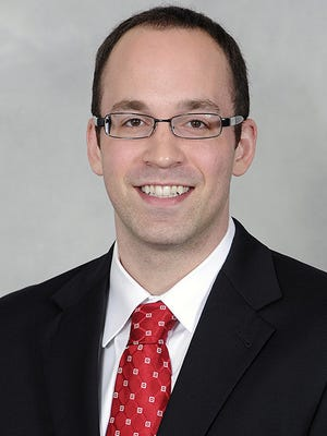 Former Xavier women's basketball assistant coach Bryce McKey