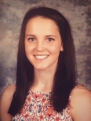 Molly Taylor, Mercersburg Academy girls basketball.