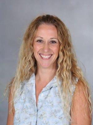 Molly Hudgens, Sycamore Middle School counselor.