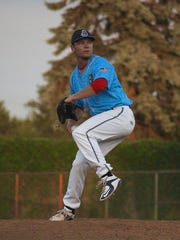 Former St. Cloud Rox pitcher Brian Glowicki was selected