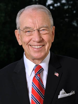 Sen. Chuck Grassley's scheduled Wednesday town hall in Boone has been postponed admist rising concerns related to the COVID-19 virus.