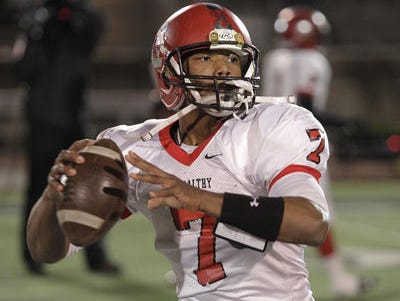 Mount Healthy quarterback David Montgomery is one of the area's top players in the 2016 class.